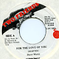 Peter Man - For The Love Of You (Two Friends)