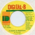 Admiral Tibet - Fussing And Fighting (Digital B)
