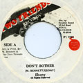 Ebony - Don't Brother (Two Friends)