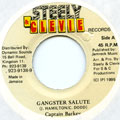 Captain Barkey - Gangster Salute (Steely & Clevie)