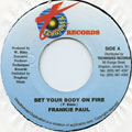 Frankie Paul - Set Your Body On Fire