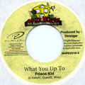 Frisco Kid - What You Up To