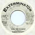 Sugar Minott - Girl She Is Gone (Xterminator)