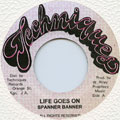 Spanner Banner - Life Goes On