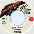 Peter Mann - Come On Girl