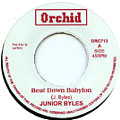 Junior Byles - Beat Down Babylon