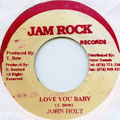 John Holt - Love You Baby
