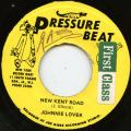 Johnny Lover - New Ket Road (Pressure Beat)