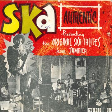 ska authentic skatalites