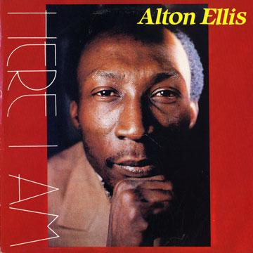 <b>Alton Ellis</b> - Here I Am (Angella Records UK) - 246135_01_360