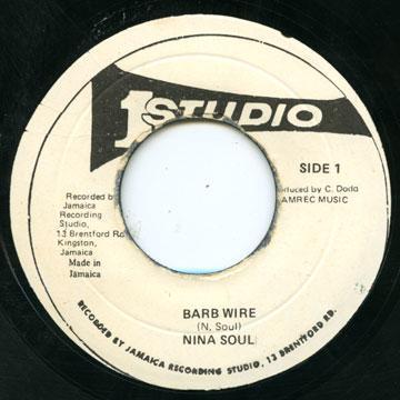Nina Soul - Barb Wire