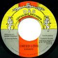 Xanadu - I Need Love (D & S Unfalling)