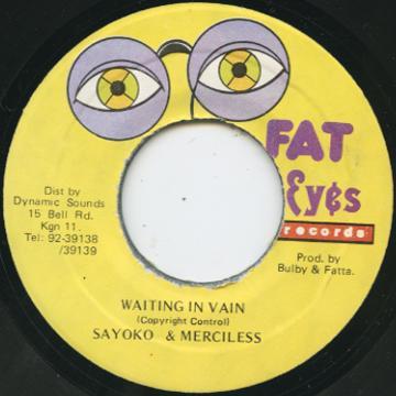 Sayoko and Merciless - Waiting In Vain