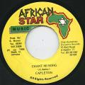 Capleton - Chant Mi Song (African Star)