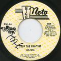 Culture - Stop The Fighting (High Note US)
