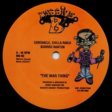 Chronicle / Chilla Rinch / Duckman - My God / Gal A Talk / Wicked Man