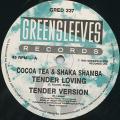 Cocoa Tea, Shaka Shamba - Tender Loving (Greensleeves UK)