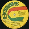 Michael Prophet - Bubble Down Bubble Down (Greensleeves UK )