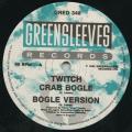 Little Twitch - Crab Bogle; Bogle Version (Greensleeves UK)