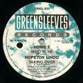 Home T; Hopeton Lindo - Who Is He; Taking Over (Greensleeves UK)
