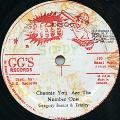 Gregory Isaacs, Trinity - Chunnie You Are The Number One (GG's)