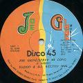 Madoo, DJ Welton Irie - Joe Grine; Serve Mi Love (Joe Gibbs US)