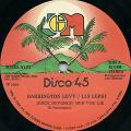 Barrington Levy, Lui Lepki - Quick Devorce; Mek You Lie (Joe Gibbs US)