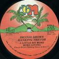 Dennis Brown - A Little Bit More (Joe Gibbs US)