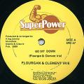 Flourgon, Clement Irie - Go Sit Down (Super Power UK)