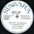 Captain Simbad - Dem Run To Babylon (Niagara UK)