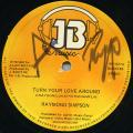 Raymond Simpson - Turn Your Love Around (JB Music UK)