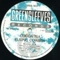 Cocoa Tea - Ruling Cowboy; Ruling Dub (Greensleeves UK)