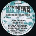 Tweetie Bird, Shaka Shamba - Fit Fe Pose; Reggae Music We Love (Greensleeves UK)