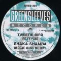 Tweetie Bird, Shaka Shamba - Fit Fe Pose; Reggae Music We Love (Greensleeves UK)