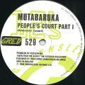 Mutabaruka - People's Court Part 1 (Greensleeves UK)