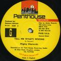 Mighty Diamonds - Tell Me Whats Wrong (Penthouse UK)