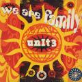 Unit 3 UK - We Are Family (We All Into Love), (We All Into Peace) (RCA US)
