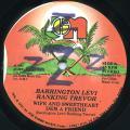 Barrington Levy; Ranking Travor - Wife & Sweetheart; Dem A Friend (Joe Gibbs US)