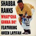 Shabba Ranks, Queen Latifah - What' Cha Gonna Do? (Extended Mix); (Ragga Mix) (Epic US)