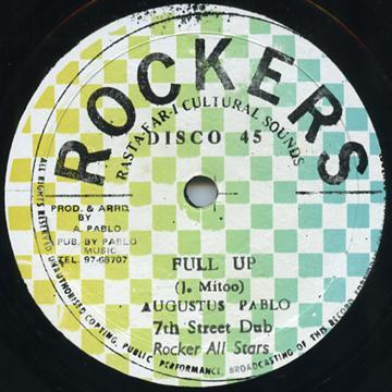 ReggaeCollector com - Augustus Pablo - East Man Sound - Levi