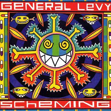 General Levy - Scheming (Dong Ina De Jungle); (Organ In De Jungle) (Down Beat EU)