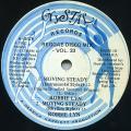 Robbie Lyn - Moving Steady (Instrumental Style); (Rhythm Style) (Crystal (33rpm))
