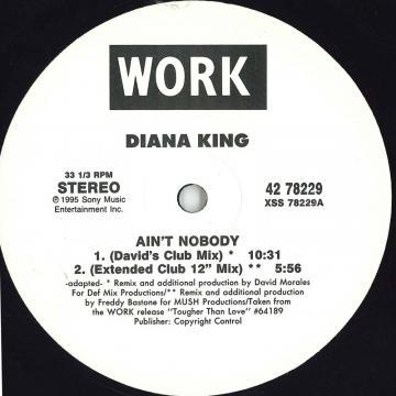 ReggaeCollector com - Diana King - Ain'