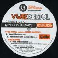 Vybz Kartel, Wayne Marshall - New Millenium; (Acappella); Mad Ant Riddim (Greensleeves UK (33rpm))