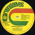 Carlene Daivs - Winnie Mandela (Greensleeves UK)