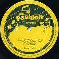 "Papa Face, Red Man - Dance Pon De Corner; Dub On The Corner (Fashion UK 10"")"