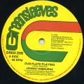 Johnny Osbourne - Dub Plate Playing (Greensleeves UK)