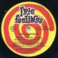 Zulu Lightning - Hold Up Yuh Foot & Jump (Original Mix); (Extended Mix) (Irie Feelings UK (33rpm))