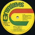 Pad Anthony - Molly Molly (Greensleeves UK)