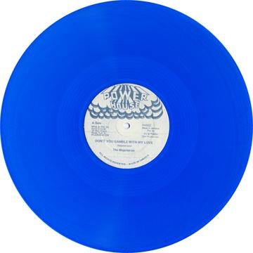 Majestarian - Don't You Gamble With My Love (Power House UK (Blue Vinyl))